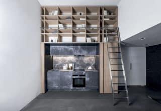 Cozinha compacta da TM Italia
