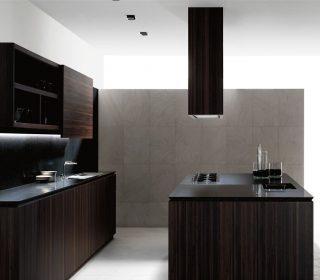 Kitchen island by DOCA