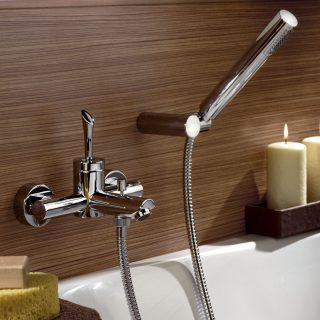 Mechanical mixer tap by Remer Rubinetterie