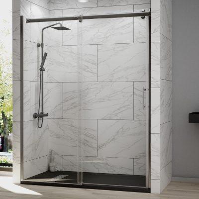 シャワースクリーンを正しく選択するには