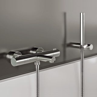 Thermostatic mixer tap by DANIEL RUBINETTERIE