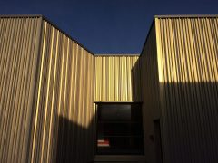 Corrugated Cladding by Acelor Mittal