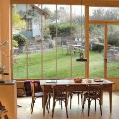 Wood sliding Window by CAST