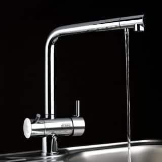 Double-handle mixer tap by Armando Vicario