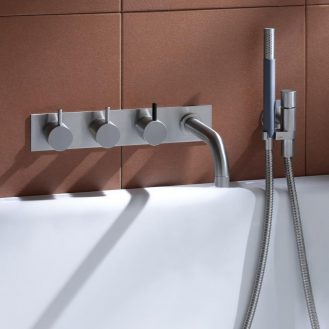 Choosing the Right Bathtub Tap