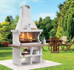 Charcoal barbecue by PALAZZETTI