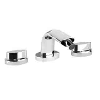 double handle bidet mixer tap by GUGLIELMI