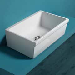 Кухонная раковина из керамики SIMAS