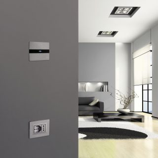 AVE Recessed Light Switch