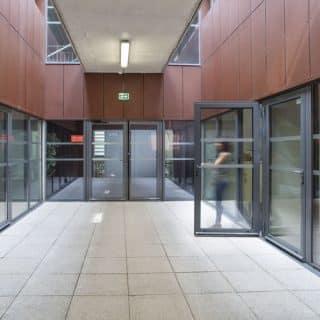 Porte d'entrée PROFILS SYSTEMES