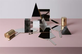 Зеркало Ashkal от RICHARD YASMINE