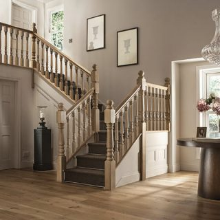JELD-WEN Traditional Staircase