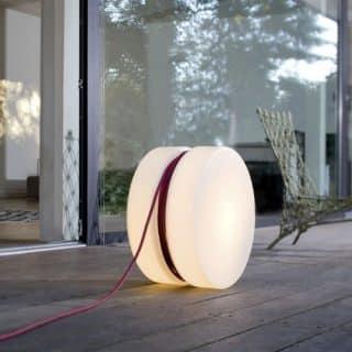 SITTING BULL Outdoor Lamp