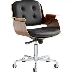 Cadeira de escritório contemporânea TECTA
