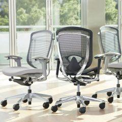 Cadeira de escritório de malha TEKNION